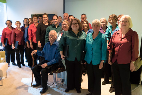 AniMotion Social: The Tallahassee Civic Chorale