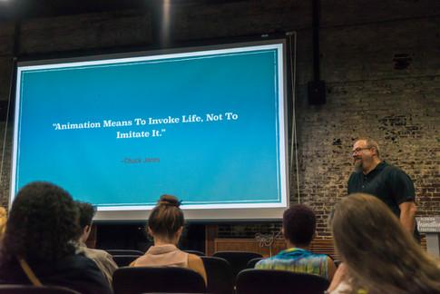 Keynote Speaker: Jason Maurer