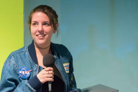 AniMotion Social: Filmmaker Erin Smyth
