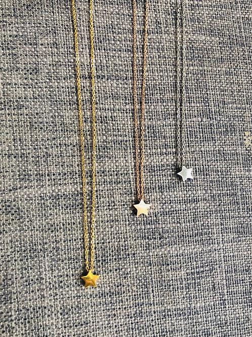 Single Star Necklace