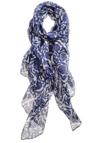 Batik Cotton Scarf