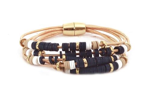 Multi Strand Bead Bracelets