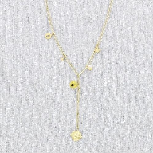 Ava Charm Necklace
