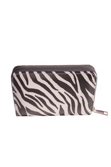 Zebra Purse