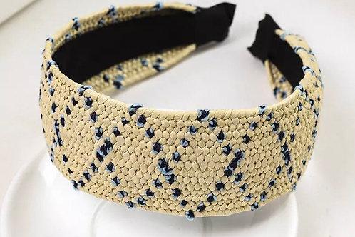 Flat Rattan Headband
