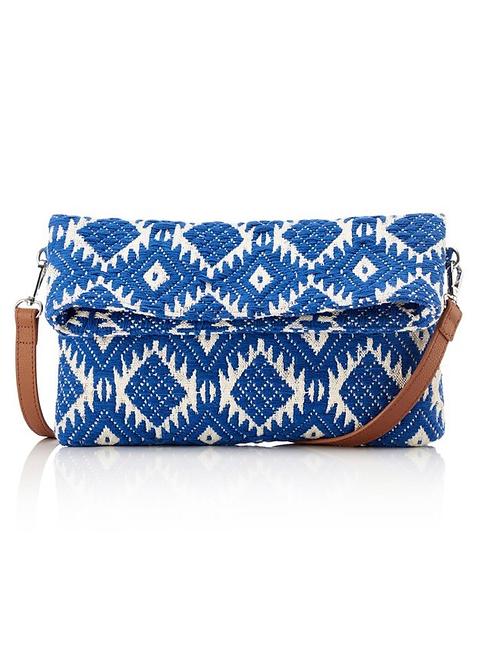 Fabulous Blue Crossbody bag