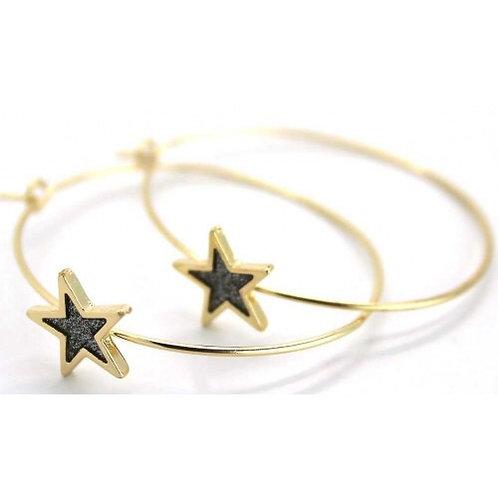 Sophie Star Earrings