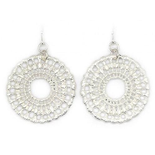 Lace Filigree Earrings