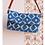 Thumbnail: Fabulous Blue Crossbody bag