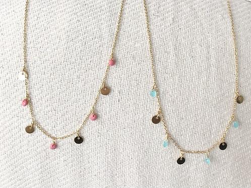 Pop of Colour Necklace