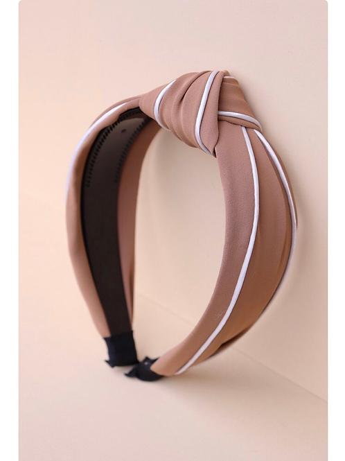 Classic Headband - Taupe
