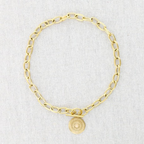 Eve Link Necklace