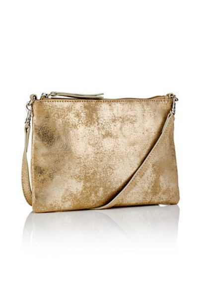Small Crossbody bag - Gold