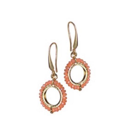 Sierra Circle Earrings