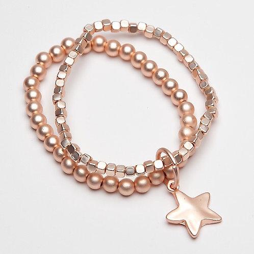 Double Star Bracelets