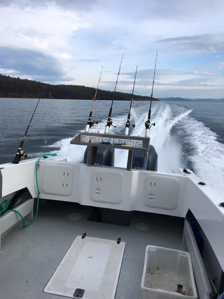 Southern Tasmanian Fishing Trips