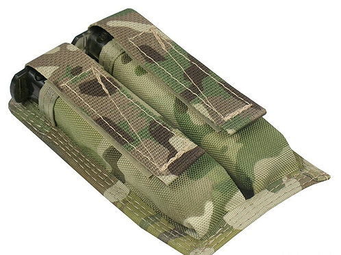 M.O.L.L.E  POUCH FOR TWO DUAL PISTOL MAGAZINE multicm