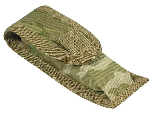M.O.L.L.E  MAGAZINE POUCH FOR PISTOL silencer multicam
