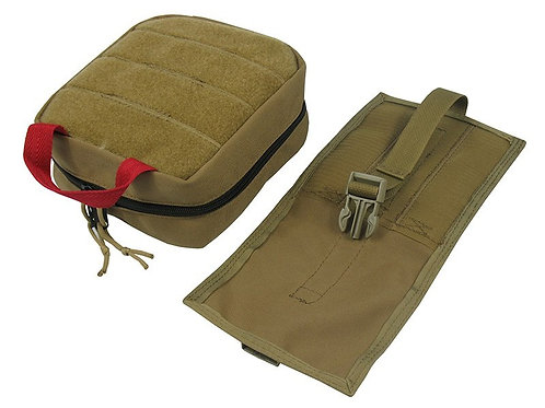 M.O.L.L.E bag medical POUCH QUICK TRANSPORT (UTILITARIAN) coyote brown