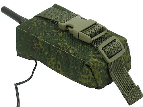 M.O.L.L.E pouch bag Radio rus pixel