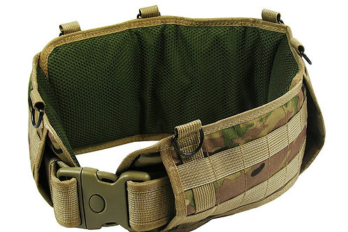 M.o.l.l.e. tactical belt multicam