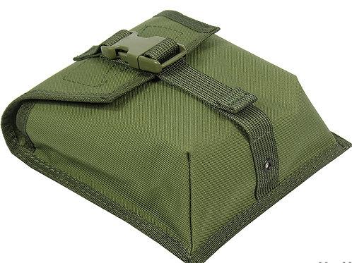 POUCH  RPK MAGAZINE M.O.L.L.E   machine gun minigun olive