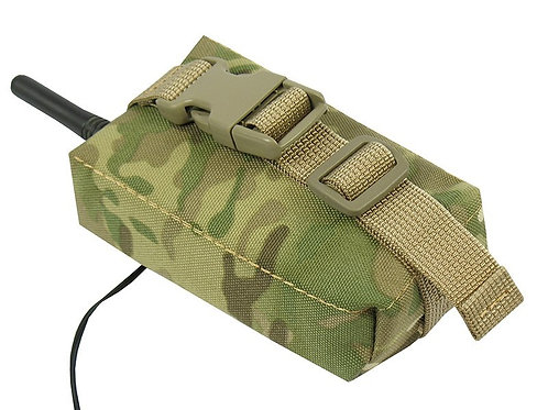 M.O.L.L.E pouch bag Radio multicam