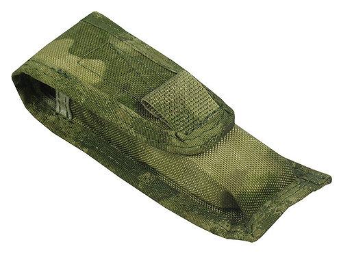 M.O.L.L.E  MAGAZINE POUCH FOR PISTOL silencer  a-tacs fg