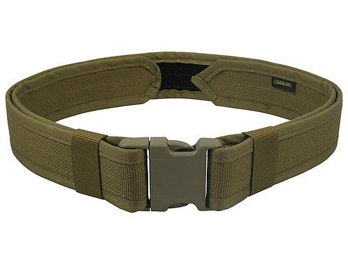 tactical belt 50mm coyote brown