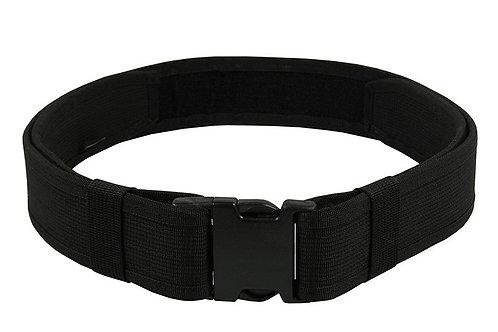 tactical belt 50mm black