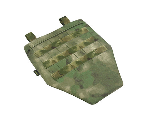 MOLLE Tactical Jockstrap Protect Airsoft Paintball molle Vest Chest rig Belt Tac