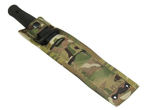 m.o.l.l.e sheath scabbard knife traning multicam tactical