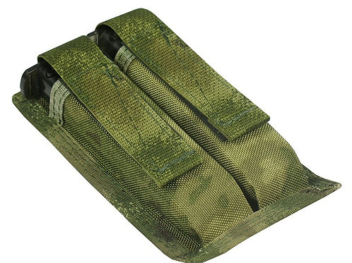 M.O.L.L.E  POUCH FOR TWO DUAL PISTOL MAGAZINE atacs fg