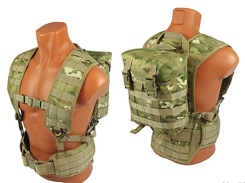 M.o.l.l.e. backpack bag multicam