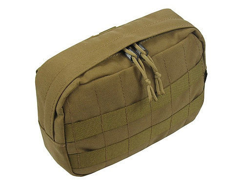 M.O.L.L.E pouch BAG middle TRANSPORT horizontal UTILITARIAN coyote brown