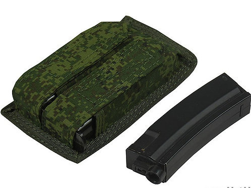 M.O.L.L.E  POUCH FOR TWO DUAL PISTOL MAGAZINErus pixel