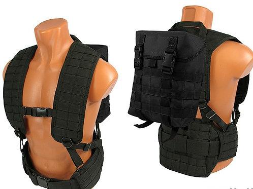 M.o.l.l.e. backpack black