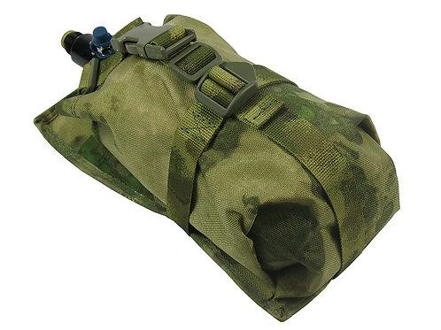 Air Tanks CO2 pouch bag M.O.L.L.E vertical CYLINDER ninja (0,8-1,8L) a-tacs fg