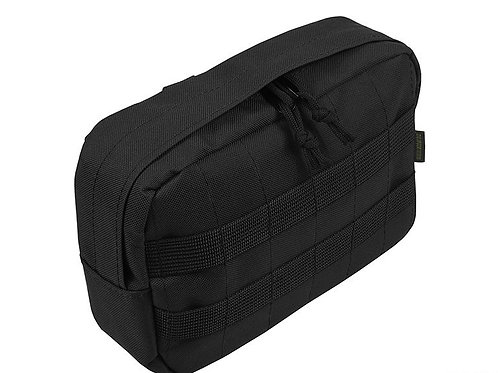 M.O.L.L.E pouch BAG middle TRANSPORT horizontal UTILITARIAN black