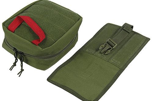 M.O.L.L.E bag medical POUCH QUICK TRANSPORT (UTILITARIAN) a-tags fg olive