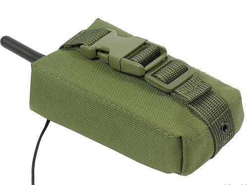 M.O.L.L.E pouch bag Radio olive