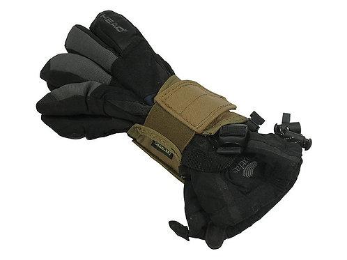 m.o.l.l.e mount gloves coyote brown