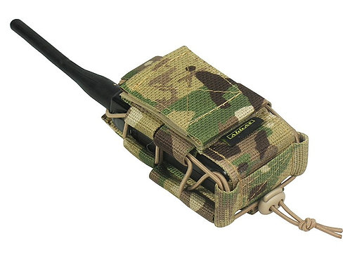 M.O.L.L.E  pouch bag Radio tactical holster holder