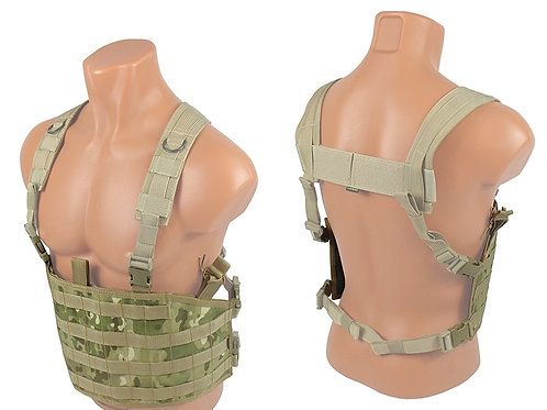 MOLLE. Chest rig
