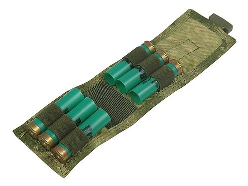 MOLLE POUCH FOR 6 CARTRIDGES OR REFILLS OF CO2 atacs fg
