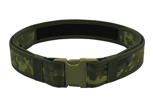 tactical belt 50mm flecktarn