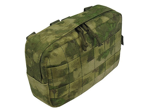 M.O.L.L.E pouch BAG middle TRANSPORT horizontal UTILITARIAN atacs fg