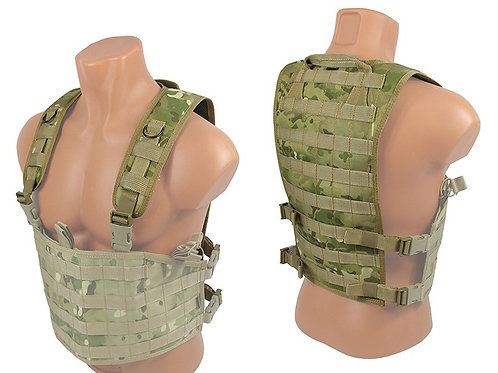 M.o.l.l.e. tactical strap multicam