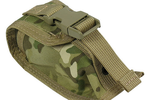 M.O.L.L.E POUCH UNDER GRENADE OR RADIO. MODEL №1 multicam