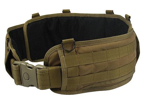 M.o.l.l.e. tactical belt coyote brown